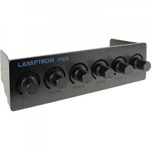 Fan Controller Buying Guide - Lamptron FC-2