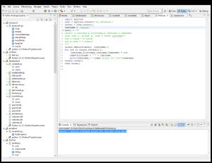 Python database programming