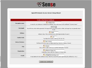 pfSense VPN