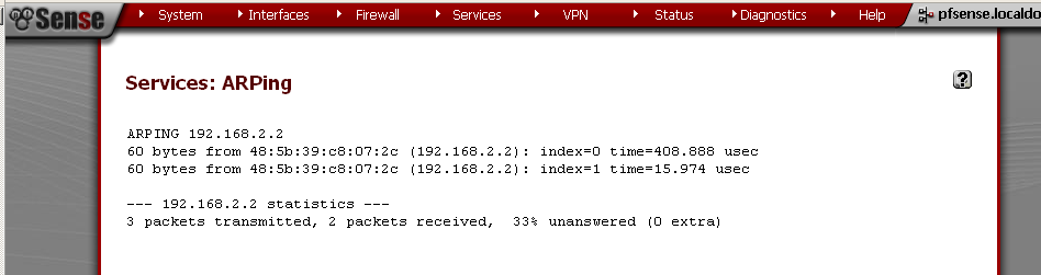 how to use link mac addresses to pointers python